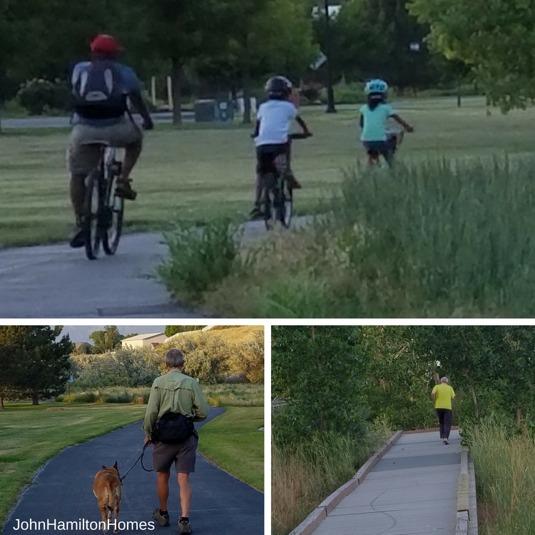 The Jordan River Parkway - a network of trails